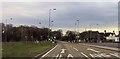 SJ7076 : New junction for Plumley by John Firth