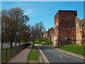 NY3956 : Devonshire Walk, Carlisle : Week 16