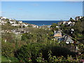 SX0045 : View towards Mevagissey by Gareth James