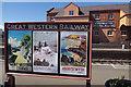 SO8376 : Kidderminster Town Station and Railway Museum : Week 17