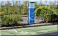 J3568 : E-car charging point, Cairnshill, Belfast (May 2015) by Albert Bridge