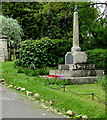 ST7859 : Freshford War Memorial by Jaggery
