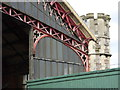 ST5972 : Architectural detail at Temple Meads Station - 3 by Rod Allday