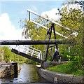 SJ9397 : Dukinfield Lift Bridge : Week 18