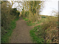 TL5647 : Bridleway up Rivey Hill by Hugh Venables