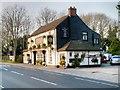 TQ0277 : The Queens Arms, Horton Road by David Dixon