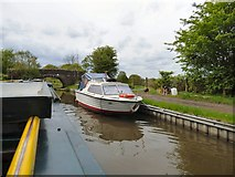 SJ9393 : Loki on the Peak Forest Canal by Gerald England