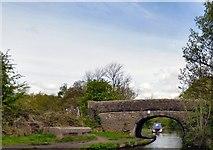 SJ9393 : Bridge #10 by Gerald England