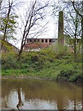 SJ9393 : Unity Mills by Gerald England
