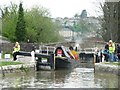 ST8260 : Bradford Lock [No 14], Kennet & Avon Canal by Christine Johnstone
