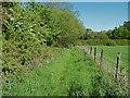 SU9071 : Footpath to Braziers Lane by Alan Hunt