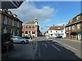 SY9287 : Wareham town centre by Bob Harvey