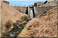 SE0531 : Ogden Clough footbridge by John Ramsdin