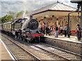 SD7916 : 80080 at Ramsbottom Station by David Dixon