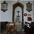 TL1298 : Castor: St. Kyneburgha's Church: North aisle by Michael Garlick