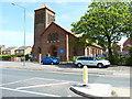 SP1083 : St Edmunds, Tyseley by Richard Law
