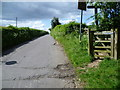 TQ4557 : The Nower from the North Downs Way by Marathon