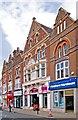 TL5338 : Former post office, King Street, Saffron Walden by Julian Osley