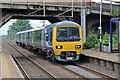 SJ7666 : Northern Rail Class 323, 323223, Holmes Chapel railway station by El Pollock