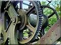 SD7606 : Mount Sion Steam Crane (detail) by David Dixon