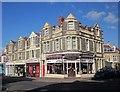 ST5775 : Shops on Coldharbour Road by Derek Harper