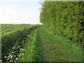 TL3557 : Mere Way by Hugh Venables