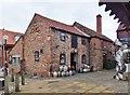 TA0339 : Swaby's Yard, Walkergate, Beverley, Yorkshire by Bernard Sharp