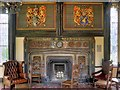 SD6230 : The Parlour Fireplace, Samlesbury Hall by David Dixon