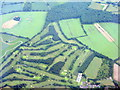 TL0016 : Whipsnade Park Golf Club by M J Richardson