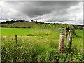 H3064 : A cloudy sky, Knocknahorn by Kenneth  Allen