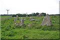 NO9096 : Aquhorthies Recumbent Stone Circle (2) by Anne Burgess