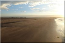 NU1044 : Goswick Sands by DS Pugh