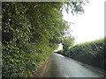 SU8089 : Frieth Lane between Moor End and Turville by David Howard