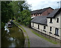 SJ8840 : Trent & Mersey Canal in Trentham by Mat Fascione
