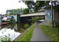 SJ8844 : Whieldon Road Bridge 112 crossing the Trent & Mersey Canal by Mat Fascione