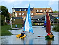 TR0161 : Dinghy Race in the Basin, 2015 : Week 29