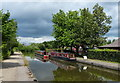 SJ8647 : Trent & Mersey Canal at Etruria : Week 28