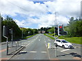SD6824 : Jack Walker Way at Earcroft from Bolton Road by Raymond Knapman