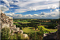 SJ5359 : Beeston Castle (12) by Mike Searle