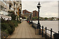 TQ2676 : Thames Path by Richard Croft