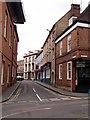 SP6933 : Castle Street, Buckingham by Julian Osley
