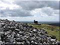 SN0632 : Taking a selfie on the summit of Foel Eryr : Week 33