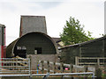SO6252 : Oast House at Halfway House, Munderfield Row by Oast House Archive