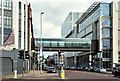 "J3374 : Block ""B"", University of Ulster site, Belfast (August 2015) by Albert Bridge"