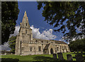 SK9303 : St John the Baptist church, North Luffenham : Week 34