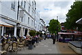 TQ5838 : The Pantiles by N Chadwick
