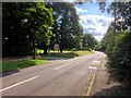 SJ4471 : Ince Lane, Wimbolds Trafford by David Dixon