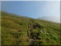 NH0303 : Pony track towards Coire Mhèil : Week 36