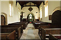 TL3044 : St Michael, Abington Pigotts - East end by John Salmon