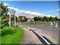 SK3730 : Chellaston, Royal Glen Park by David Dixon